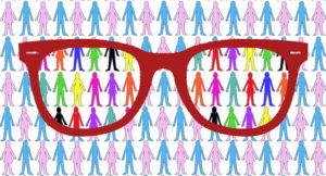 purple glasses apais